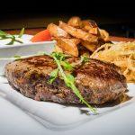Argentin rozé hátszín steak