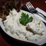 Házi majonézes burgonyasaláta