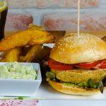 Lencse burger