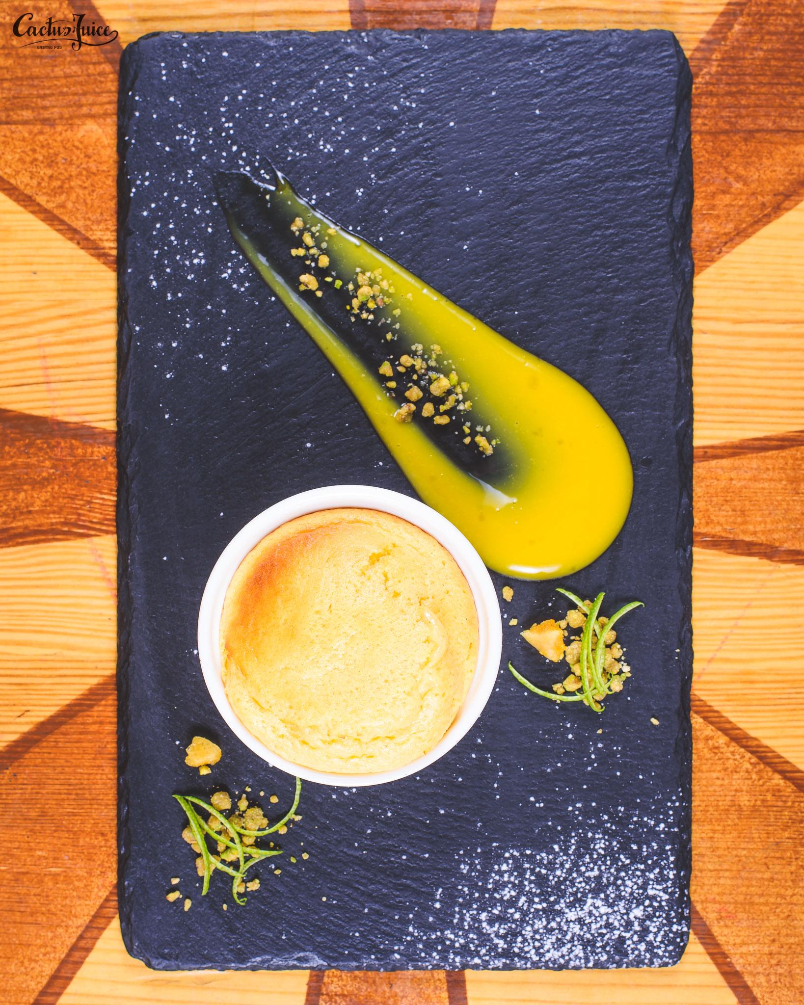 Mangó souflee